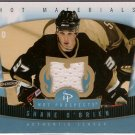Shane O'Brien 2006-07 Hot Prospects Hot Materials Red Hot #HMSO 46/100 JSY SN