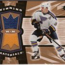 Doug Weight 2006-07 SPx Winning Materials #WMDW JSY