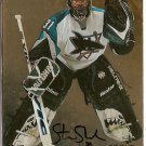 Steve Shields 1998-99 Be A Player Autographs Gold #269 AUTO