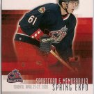 Rick Nash 2003 Pacific Toronto Spring Expo #3 36/499 SN