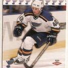 Mark Rycroft 2001-02 Pacific Adrenaline Blue #222 5/62 SN