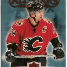 Jarome Iginla 2005-06 Artifacts All Stars Red #156 43/50 SN