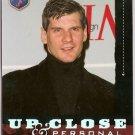Alexei Yashin 2006-07 Be A Player Up Close and Personal #UC4 15/999 SN