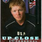 Mark Parrish 2006-07 Be A Player Up Close and Personal #UC31 241/999 SN