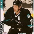 Joe Thornton 2006-07 Be A Player Profiles #PP20 319/499 SN