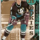 Corey Perry 2005-06 UD Powerplay #153 RC
