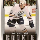 Mathieu Roy 2007-08 Upper Deck Victory #244 RC