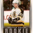Jonathan Sigalet 2007-08 Upper Deck Victory #225 RC