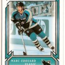 Marc-Edouard Vlasic 2006-07 Upper Deck Victory #297 RC