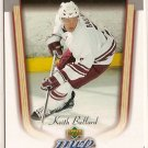 Keith Ballard 2005-06 Upper Deck MVP #434 RC