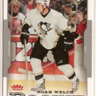 Noah Welch 2006-07 Fleer #202 RC