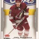 Joel Perrault 2006-07 Fleer #220 RC