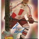 Roman Vopat 1995 Signature Rookies #2 6430/7750 AUTO SN