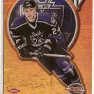 Lubomir Visnovsky 2000-01 Titanium Draft Day Edition #125 577/1000 SN RC