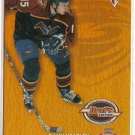 Dany Heatley 2001-02 Titanium Draft Day Edition #104 245/780 SN