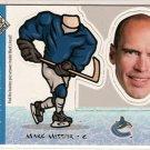 Mark Messier 1998-99 UD Choice Mini Bobbing Head #BH9