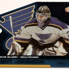 Brent Johnson 2002-03 Atomic Blue #82 104/175 SN