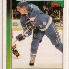 Mats Sundin 1991-92 Topps Super Rookie #12