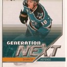 Matt Carle 2007-08 Upper Deck Series 2 Generation Next #GN24