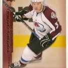 T.J. Hensick 2007-08 Upper Deck Series 2 Young Guns #465 RC