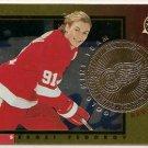 Sergei Fedorov 1997-98 Pinnacle Mint Gold Team #14