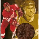 Steve Yzerman 1996-97 Pinnacle Mint Bronze #12