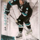 Joe Thornton 2006-07 SP Authentic Limited #125 67/100 SN