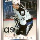 Evgeny Artyukhin 2005-06 Upper Deck Victory #278 RC