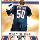 Bryan Pitton 2010-11 Score Hot Rookies #545 RC