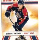 Evgeny Dadonov 2010-11 Score Hot Rookies #509 RC