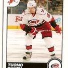 Tuomo Ruutu 2010-11 Score Glossy #112