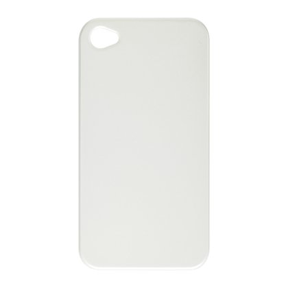 Hard Plastic Cover Case for Apple iPhone 4/4S - Clear