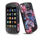 Hard Plastic Design Case for Samsung Epic 4G - Koi Fish