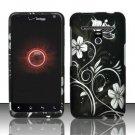 Hard Plastic Rubber Feel Design Case for LG Revolution 4G VS910 - Midnight Garden