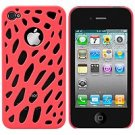 Proguard Back Cover Case for Apple iPhone 4/4S - Pink