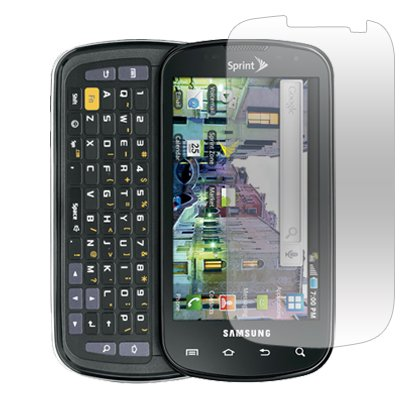 3-Pack Clear Screen Protectors for Samsung Stratosphere i405