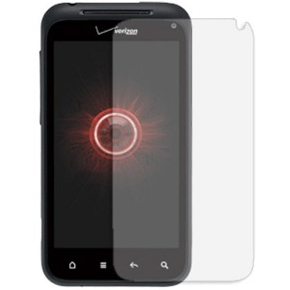 3-Pack Clear Screen Protectors for HTC Incredible 2 6350