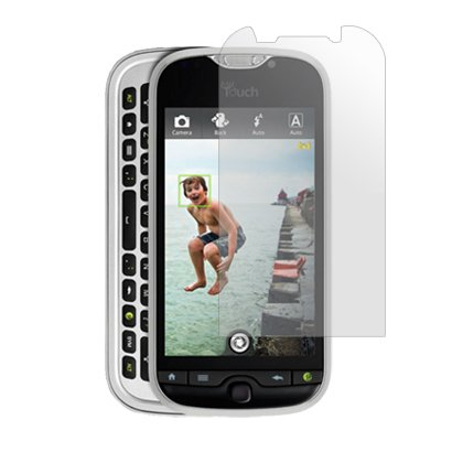 3-Pack Clear Screen Protectors for HTC MyTouch Slide 4G