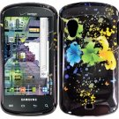 Hard Plastic Design Case for Samsung Stratosphere i405 - Magical Flowers