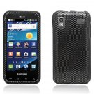 Hard Plastic Design Case for Samsung Captivate Glide 4G - Carbon Fiber