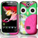 Hard Plastic Rubberized Snap On Case Cover for Huawei myTouch Q U8730 (T-Mobile) – Starry Owl