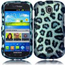 Hard Plastic Snap On Case Cover for Samsung Galaxy Stellar 4G i200 (Verizon) - Snow Leopard