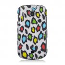 Hard Plastic Snap On Case Cover for Samsung Galaxy Stellar 4G i200 (Verizon) - Colorful Leopard