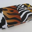 Hard Plastic Rubber Feel Design Case for Samsung Epic 4G - Mixed Animal