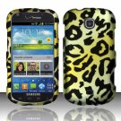 Hard Plastic Snap On Case Cover for Samsung Galaxy Stellar 4G i200 (Verizon) - Golden Cheetah