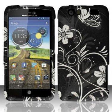 Hard Plastic Snap On Case Cover for Motorola Droid RAZR HD XT926 (Verizon) - Midnight Garden
