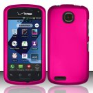 Cell Phone Case Cover Hard Plastic Snap On for Pantech Marauder ADR910L (Verizon) - Rose Pink