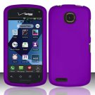 Cell Phone Case Cover Hard Plastic Snap On for Pantech Marauder ADR910L (Verizon) - Purple