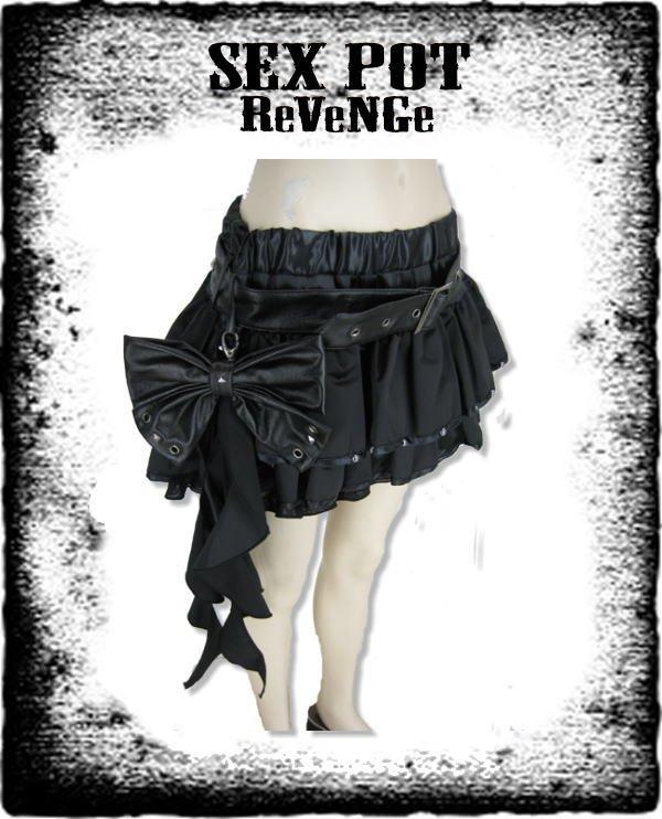 SEX POT ReVeNGe Skirt