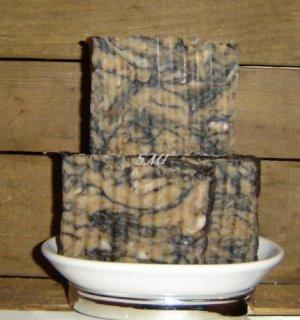 Natural Bar Soap 4 to 5 ounce Bar Patchouli Musk Shea Butter Olive Oil VEGAN 4MEN